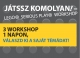 Játssz komolyan! – LEGO® SERIOUS PLAY® workshop